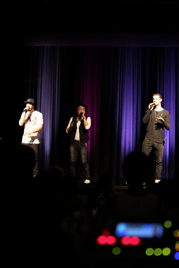 Acapella-Band Invivas
